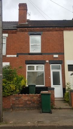 Thumbnail Terraced house to rent in Nicholls Street, Stoke, Coventry