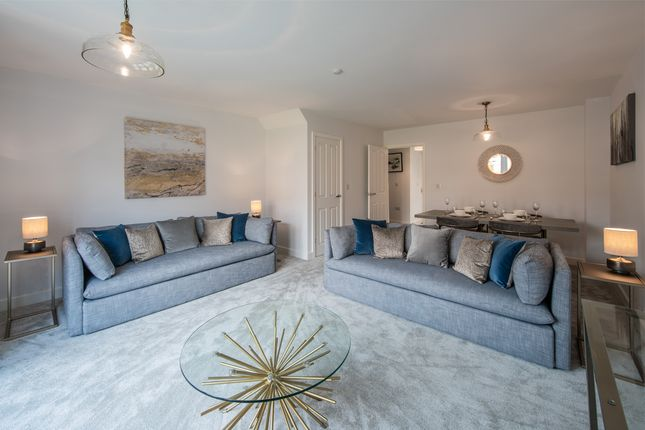 Image Of Crest Nicholson Show Home