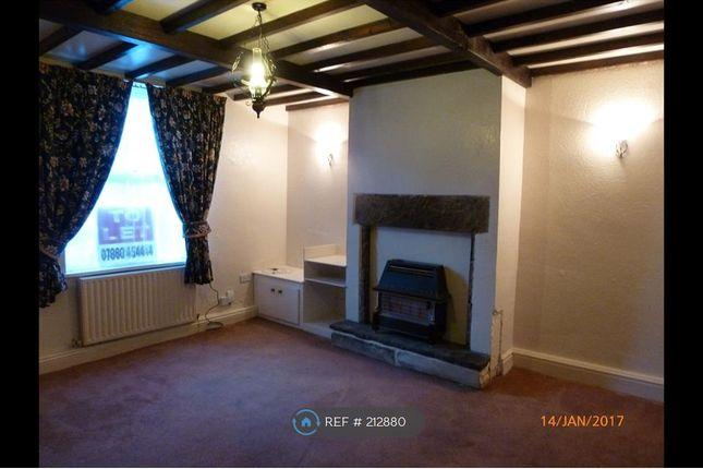 Thumbnail Terraced house to rent in Denholme, Bradford