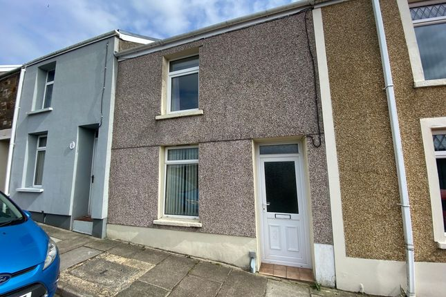 2 bed terraced house for sale in York Terrace, Georgetown -, Tredegar NP22