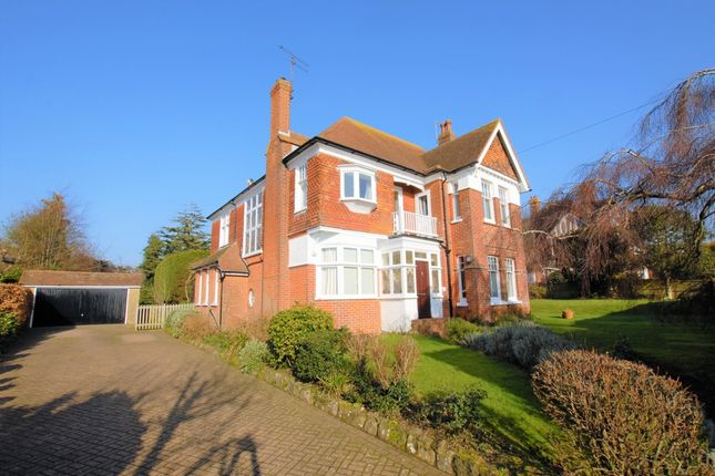 Thumbnail Detached house for sale in Hillcrest Road, Hythe