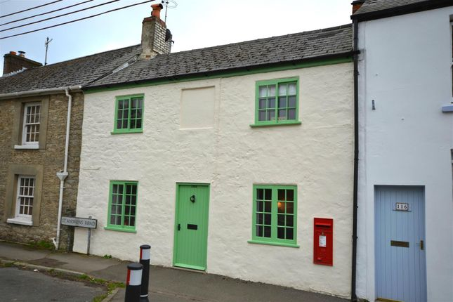 Thumbnail Terraced house for sale in St. Andrews Road, Bridport