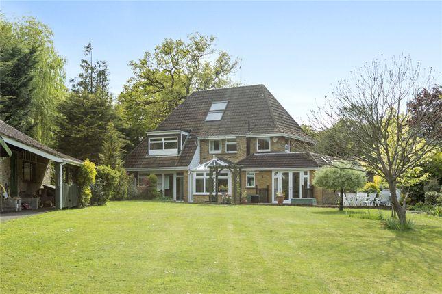 Thumbnail Detached house for sale in Oak Grange Road, West Clandon, Guildford, Surrey