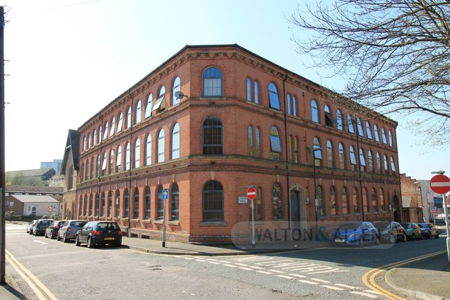 Thumbnail Flat to rent in Longden Street, Nottingham