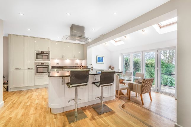 Thumbnail Detached house for sale in Hillfield Road, Redhill
