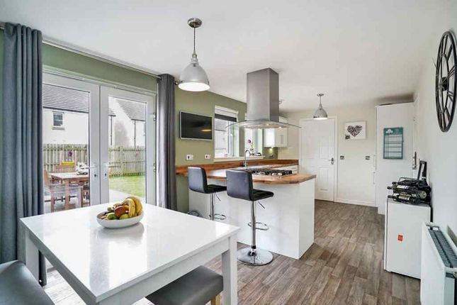 Kitchen / Diner of Newlands Crescent, Cove, Aberdeen AB12