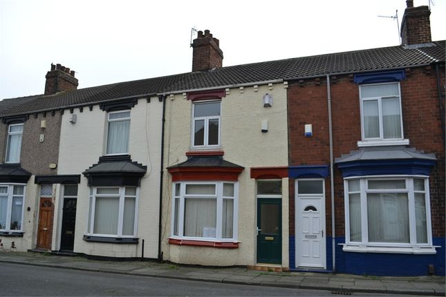 Thumbnail Terraced house to rent in Beaumont Road, North Ormesby, Middlesbrough