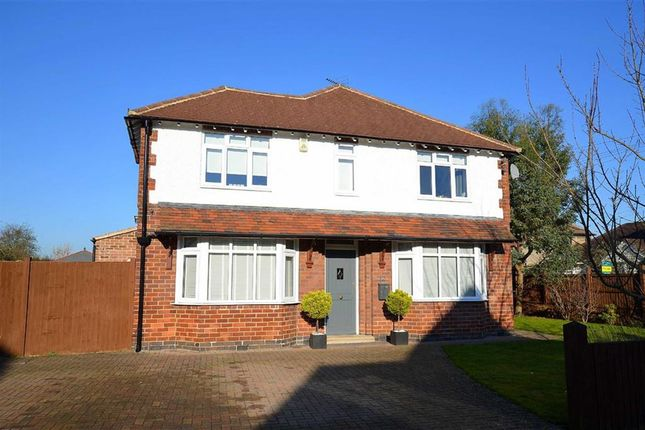 Thumbnail Semi-detached house for sale in Quarn Drive, Allestree, Derby
