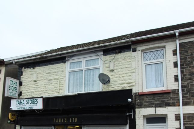 Thumbnail Flat to rent in Telekebir Road, Hopkinstown, Pontypridd
