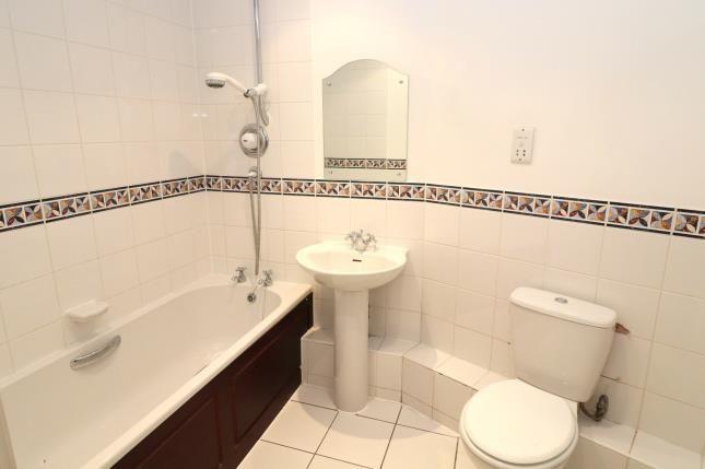 Bathroom of 201 The Broadway, Thorpe Bay, Essex SS1