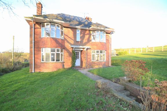 Thumbnail Detached house to rent in East Village, Crediton