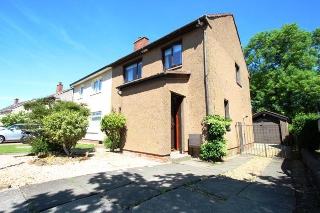 Thumbnail Semi-detached house for sale in Falkland Drive, West Mains, East Kilbride, South Lanarkshire