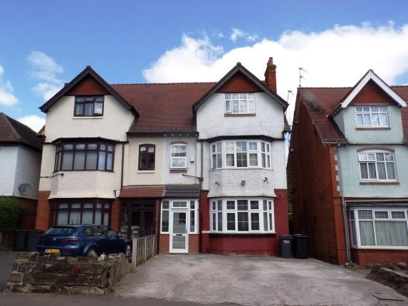 Thumbnail Semi-detached house for sale in College Road, Moseley, Birmingham, West Midlands