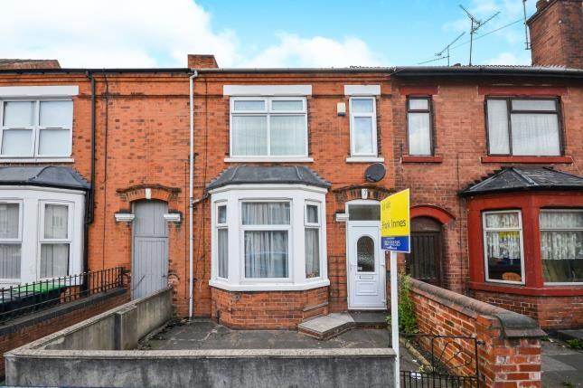 Thumbnail Terraced house for sale in Kirkby Road, Sutton-In-Ashfield, Nottinghamshire
