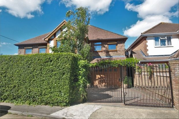 Thumbnail Detached house for sale in Ray Close, Canvey Island, Essex