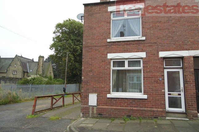 Thumbnail Terraced house to rent in Woodlands Road, Bishop Auckland