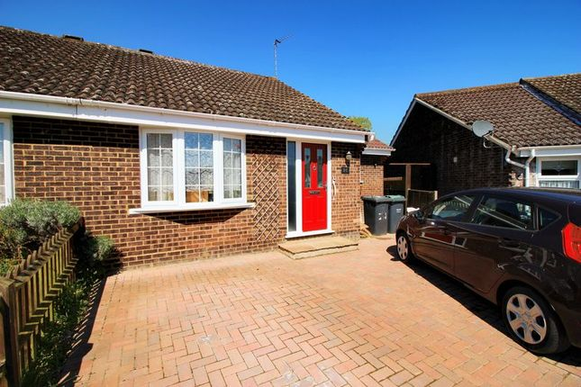 Thumbnail Bungalow for sale in Midsummer Road, Snodland