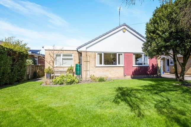 Thumbnail Bungalow for sale in Bogs Lane, Harrogate, North Yorkshire
