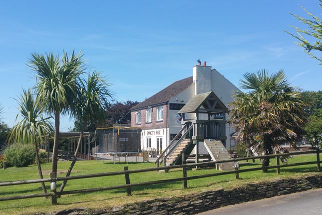 Thumbnail Hotel/guest house for sale in Morval, Looe