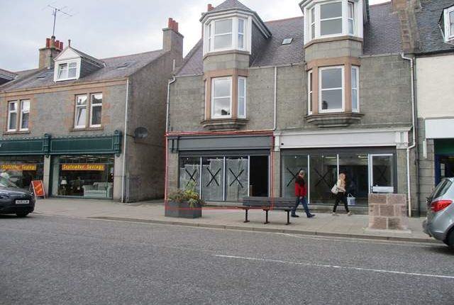 Thumbnail Retail premises to let in High Street, Banchory