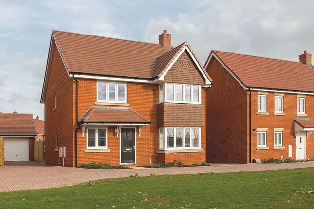 "Thumbnail Detached house for sale in ""The Canterbury"" at Princess Way, Amesbury, Salisbury"