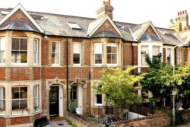 Thumbnail Town house to rent in Oakthorpe Road, Oxford