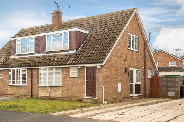 3 bed semi-detached house for sale in Ferndale Road, Selby