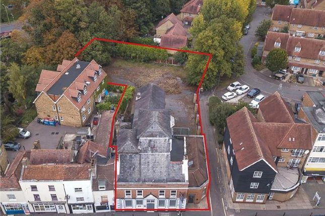 Thumbnail Land for sale in 36 Highbridge Street, Waltham Abbey, Essex