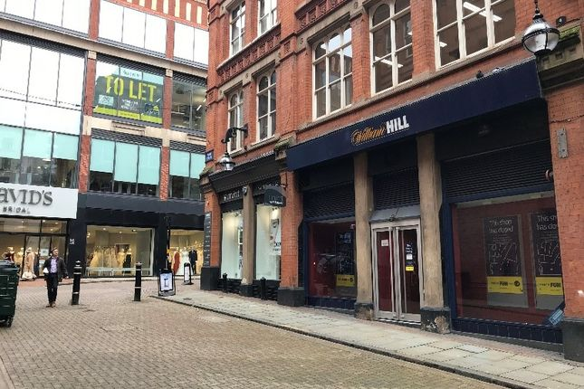 Thumbnail Retail premises to let in Fore Street, Birmingham
