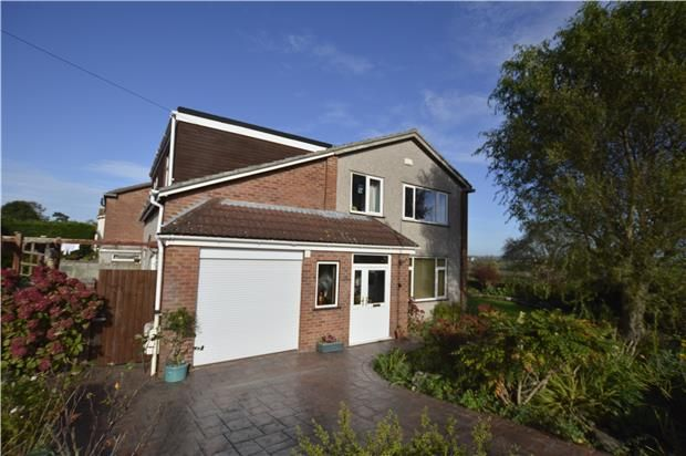 Thumbnail Detached house for sale in Pendock Road, Winterbourne, Bristol