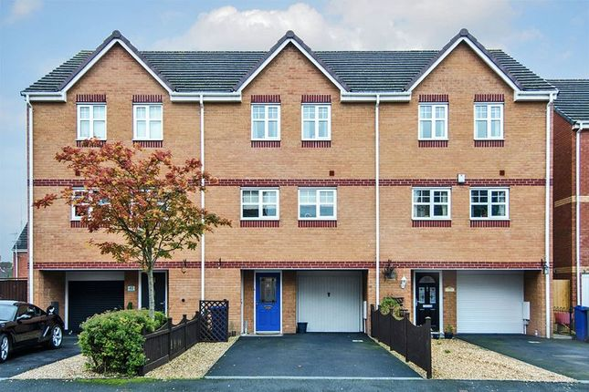 Terraced house for sale in Richardson Way, Rugeley