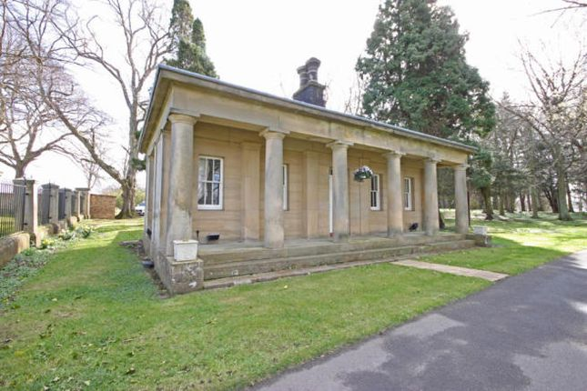Thumbnail Detached house to rent in Mitford Hall Estate, Mitford, Morpeth
