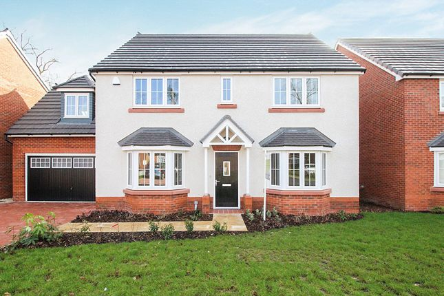 Thumbnail Detached house for sale in Biddulph Road, Congleton