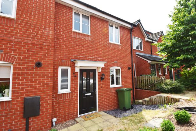 Thumbnail End terrace house to rent in Quayle Court, Kidderminster