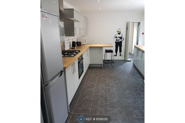 Thumbnail Terraced house to rent in King Edward Road, Swansea