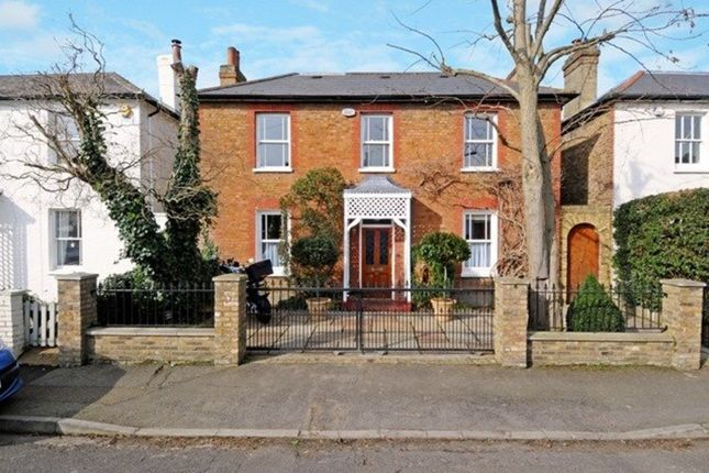Thumbnail Detached house to rent in Park Road, East Molesey