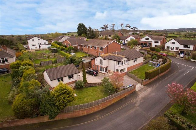 Thumbnail Detached house for sale in 16, Meadow Park, Bangor