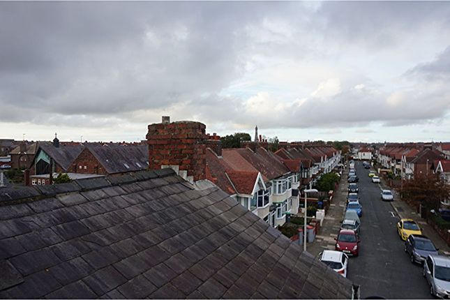 Rear View of Waterloo Road, Blackpool FY4