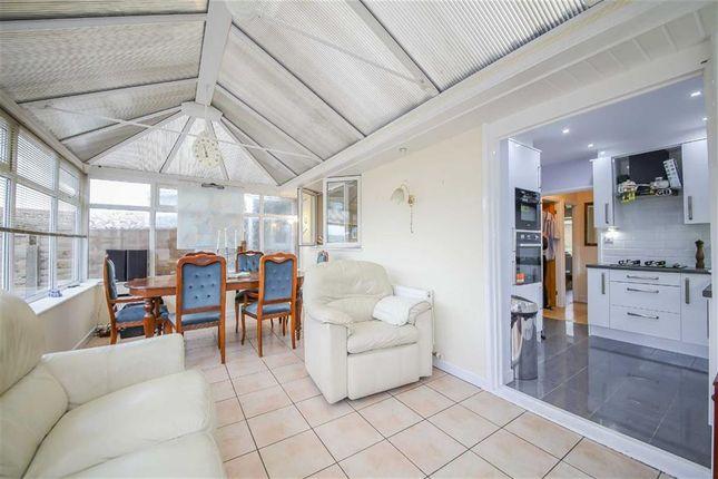 Thumbnail Semi-detached bungalow for sale in Rushes Farm Close, Oswaldtwistle, Accrington