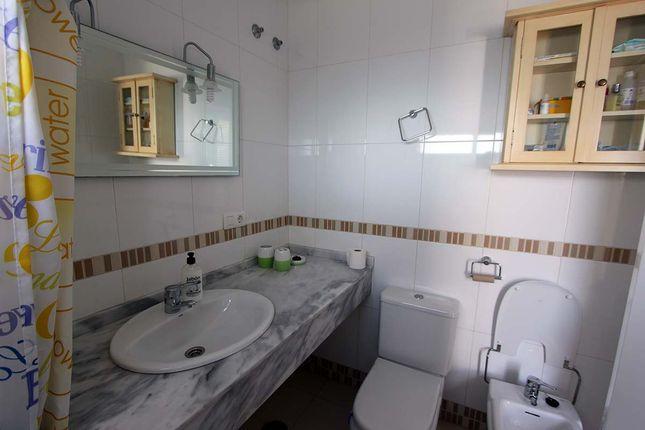 Shower Room of Conil De La Frontera, Conil De La Frontera, Cádiz, Andalusia, Spain