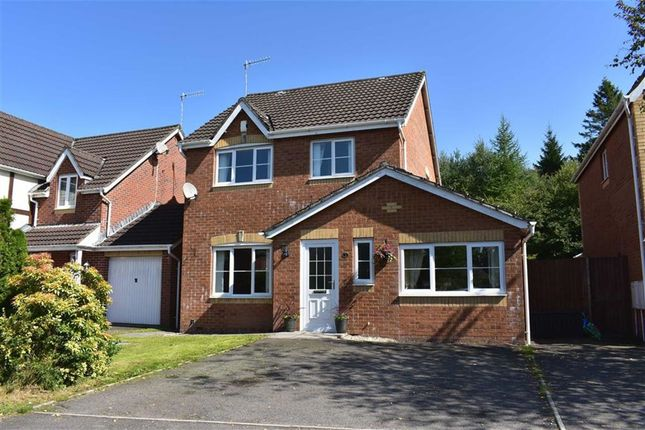 Thumbnail Detached house for sale in Tro Tircoed, Tircoed Forest Village, Penllergaer