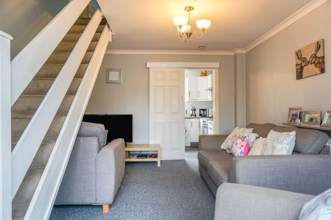Reception Room of The Willows, Yate, Bristol BS37