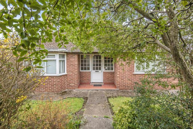 Thumbnail Detached bungalow for sale in Headington, Oxford
