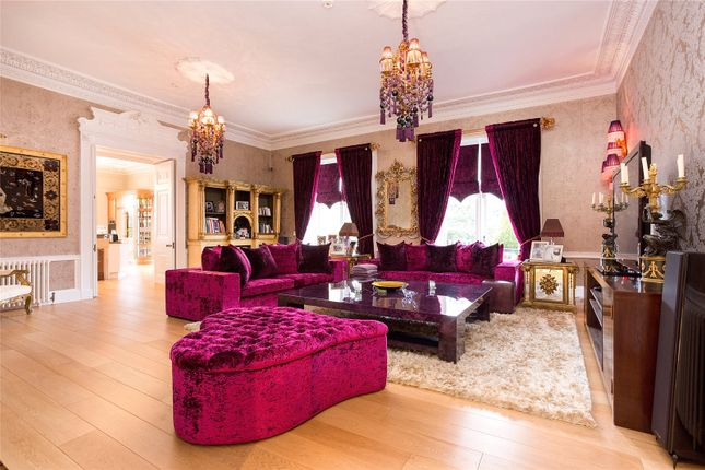 Thumbnail Property for sale in Wall Hall Mansion, Wall Hall Drive, Aldenham, Herts