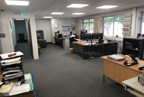 Thumbnail Office to let in North Crescent, London