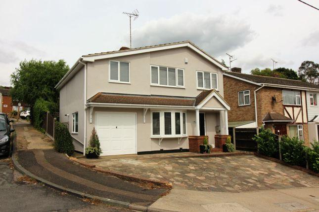 Thumbnail Detached house for sale in Fernlea Road, Benfleet