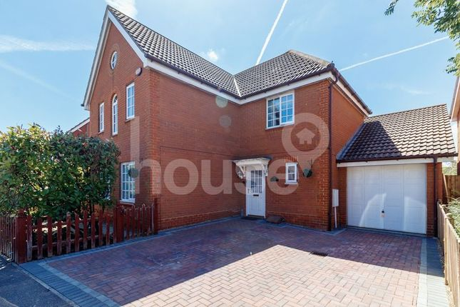 Thumbnail Detached house for sale in Buckthorne Road, Minster On Sea, Sheerness