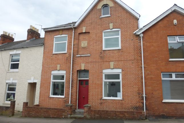 Thumbnail Terraced house for sale in Portman Street, Taunton