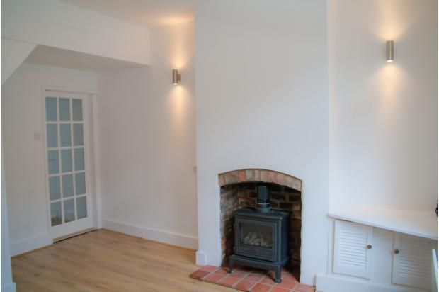 Thumbnail Terraced house to rent in Regent Street, Moulton, Northwich