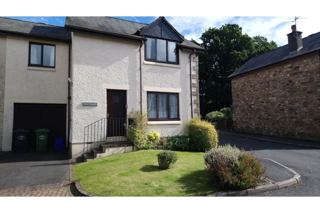 Thumbnail Semi-detached house for sale in Rawthey Gardens, Sedbergh